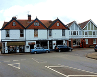 Commercial property near Lancing